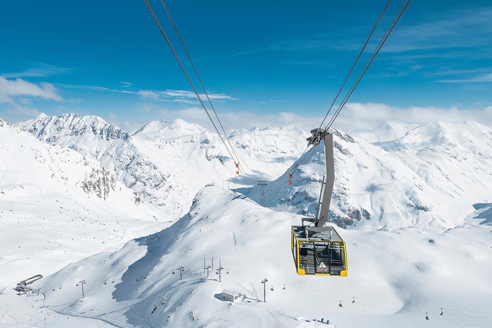 Alppitupla - St. Moritz ja Davos
