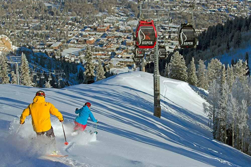 USA - Aspen Snowmass