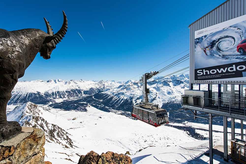Sveitsi - St. Moritz