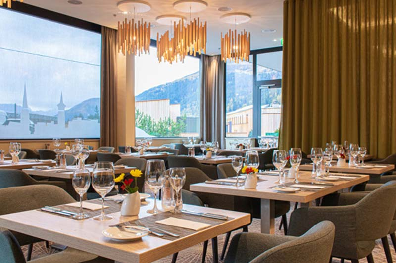 Davos Hotelli Hilton Garden Inn