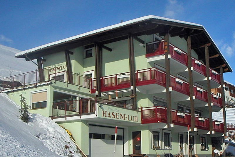 Lech pensionaatti Hasenfluh