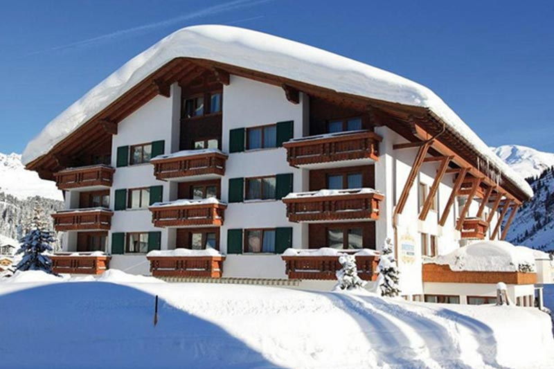 Lech hotelli Omesberg