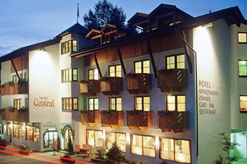 Seefeld Hotelli Central