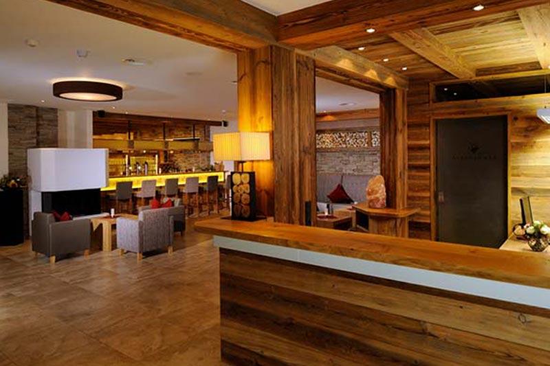 Serfaus Hotelli Alpenjuwel