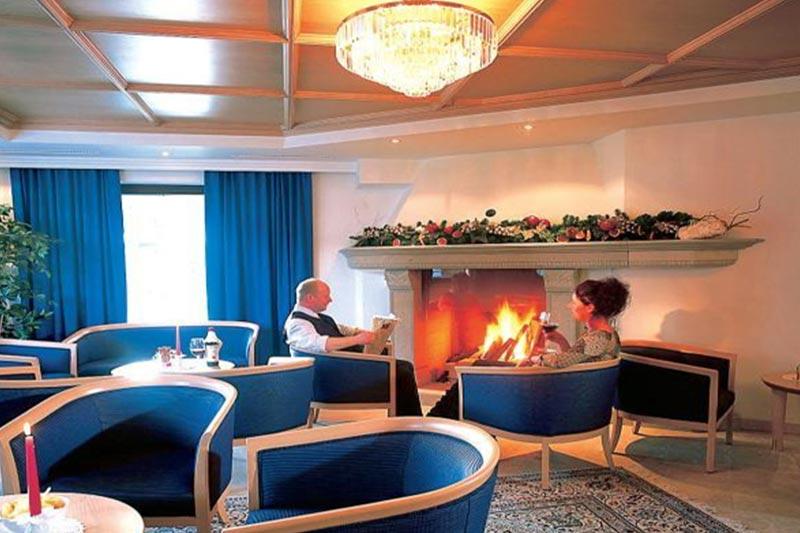 Serfaus Hotelli Alpenruh