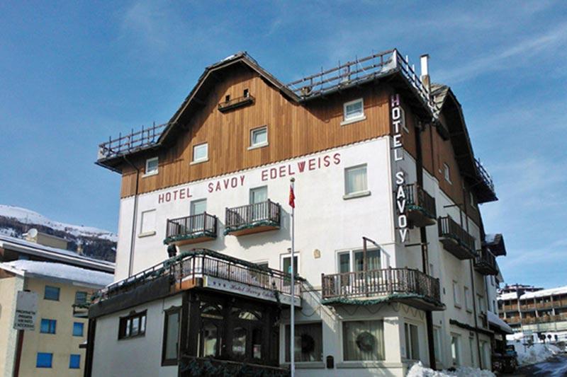 Sestriere Hotelli Savoy Edelweiss