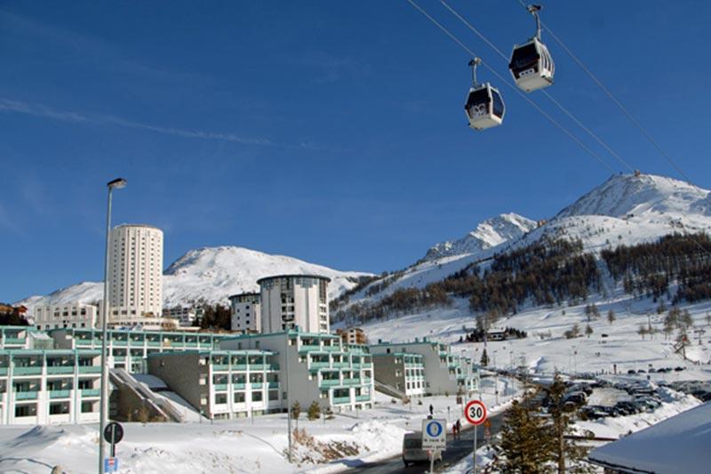 Sestriere Hotelli Villaggio Olimpico