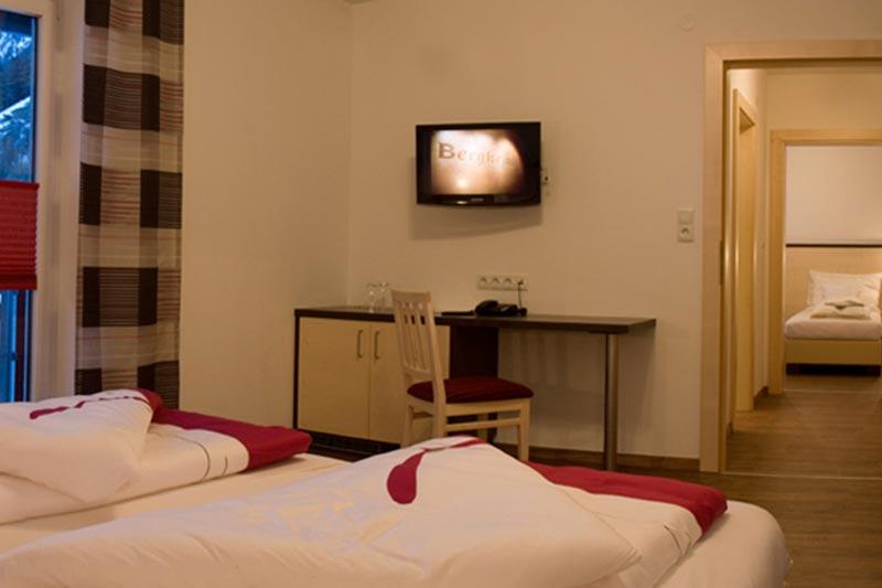 Sölden hotelli Bergheim