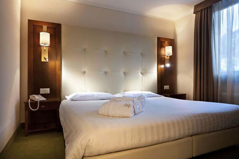 St. Moritz Hotelli Reine Victoria