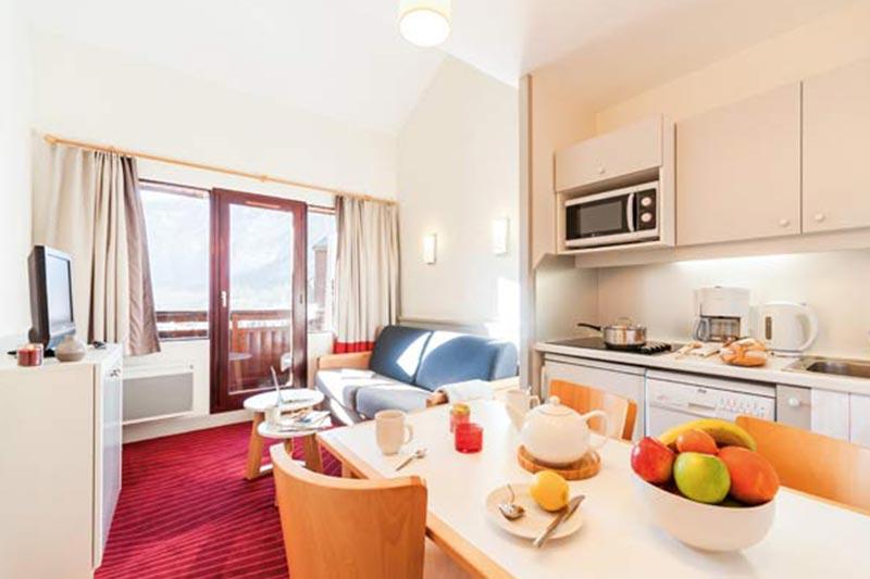 Val d´Isere huoneistohotelli Ladaille