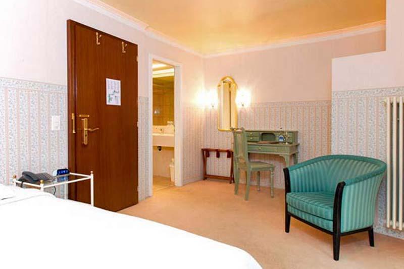 Wengen Hotelli Silbernhorn