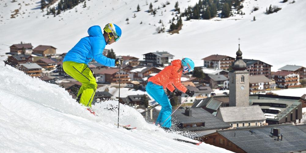Lech ja St. Anton