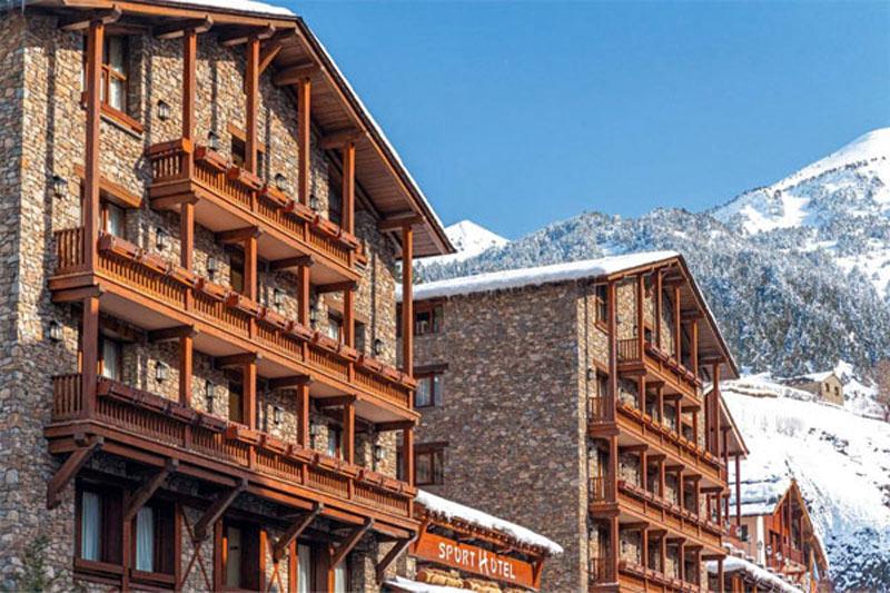 Andorra Sporthotel