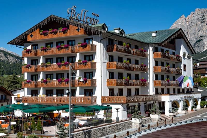 Cortina Hotel Bellevue