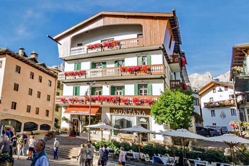 Cortina Hotel Montana