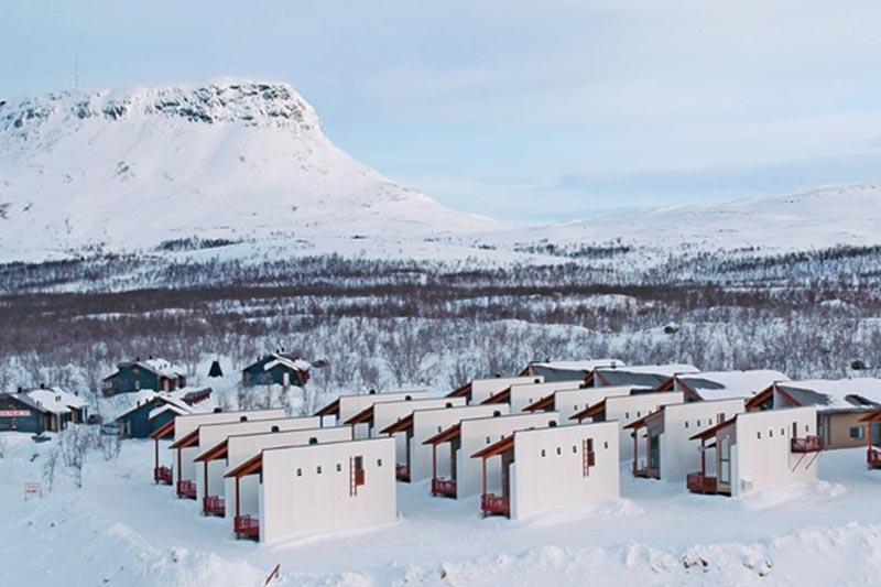 Kilpisjärvi Huoneistot Santa´s Chalets Rakka