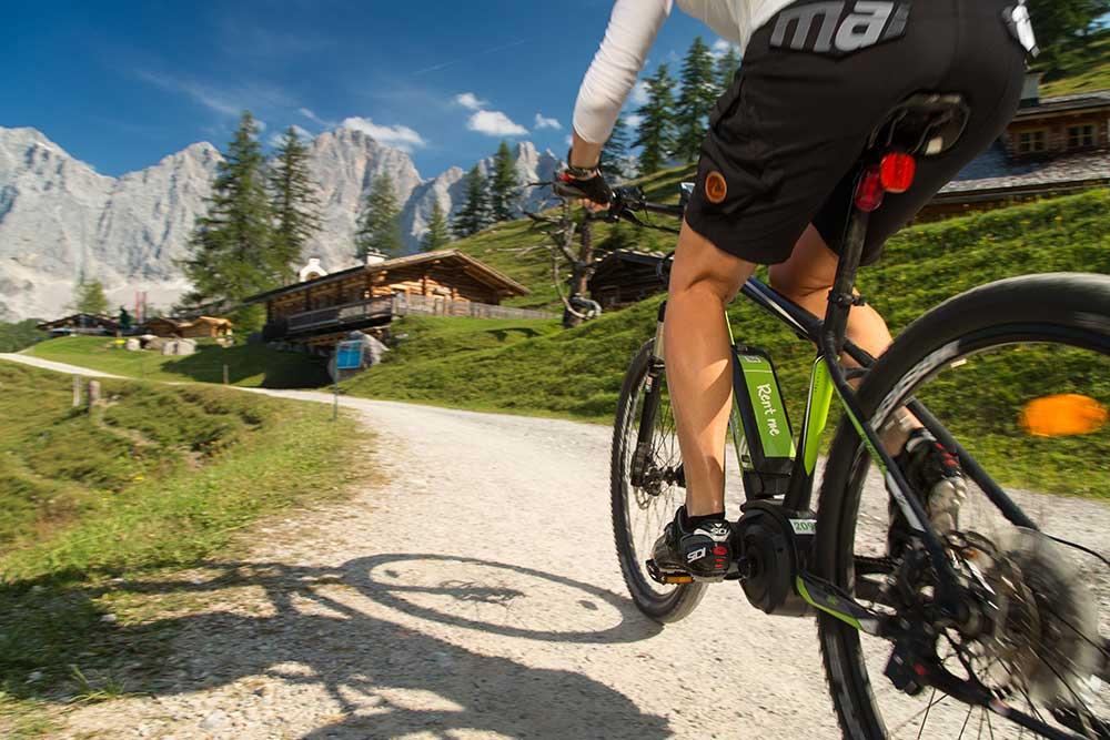 Itävalta - Mayrhofen ebike MTB-viikko