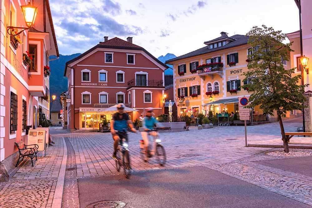 Itävalta - Passau Wien