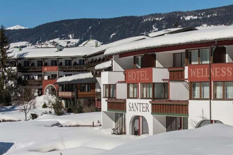 Toblach Hotelli Santer
