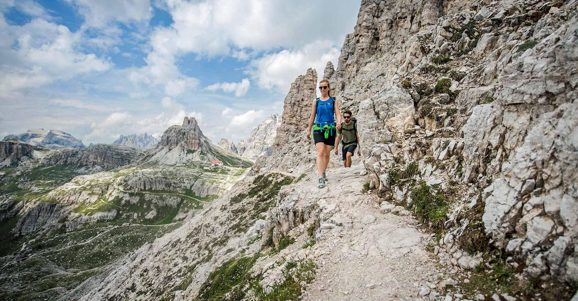 Tour Dolomiti