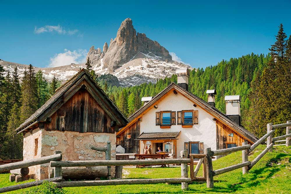 Italia - Tour Dolomiti