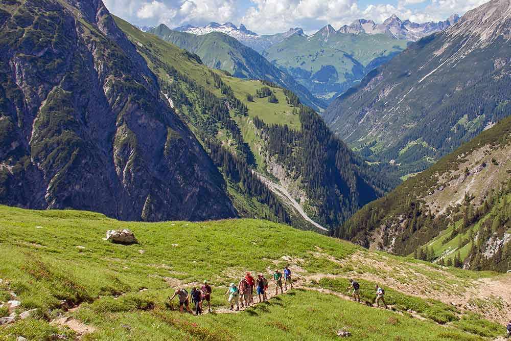 Itävalta - Mayrhofen