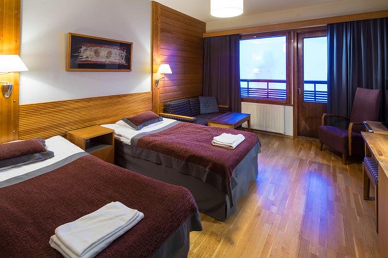 Ylläs Hotelli Saaga