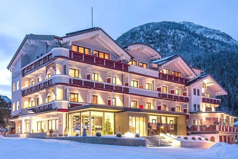 Achensee Hotel Auszeit
